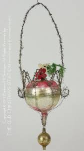 287 best wire wrapped ornaments images on vintage