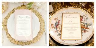 Wedding Table Setting Wedding Table Setting Design
