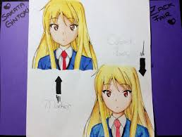 copic marker vs faber castell colored pencils tutorial kuru boya