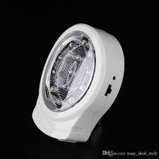 easy power emergency light 2018 13led home safety emergency security automatic power failure