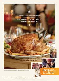 ordering thanksgiving dinner sainsbury u0027s christmas in a day u2014 jaki jo