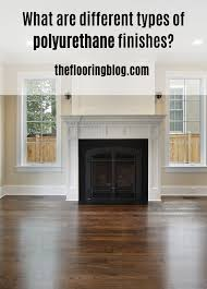 what type of finish should i use on kitchen cabinets different types of polyurethane finishes