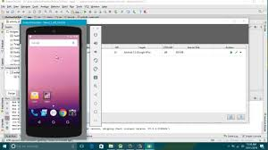android sdk emulator how to create device avd emulator android studio 2 2 and