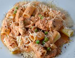 spicy chicken rigatoni buca di beppo copycat new music from