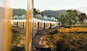 travel by train images Full steam ahead the revival of luxury train travel business jpg