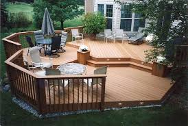 Patios And Decks Designs Custom Design Home