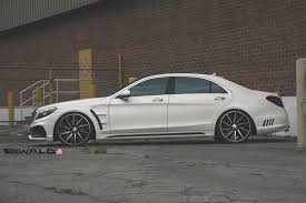 bagged mercedes cls wald black bison w222 mercedes s class mppsociety