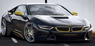 bmw i8 stanced manhart racing bmw i8 evo