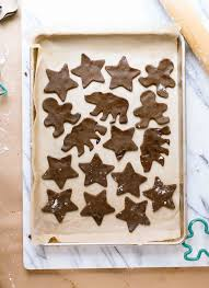 healthy gingerbread cookies recipe cookie and kate