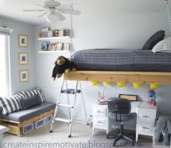 Suspended Bed Frame Bedroom Hanging Suspended For Loft Bed With Study Desk