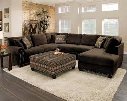 living room sectional couches with chaise sofa furniture leather