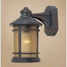Outdoor Lights With Motion Sensor by Patina Mediterranean Outdoor Lighting Bellacor