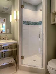 traditional small bathroom design ideas pictures stall shower fits perfectly the corner this small bathroom bright white tile