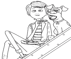 pets coloring page free to download the bloom coloring page click