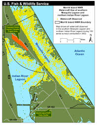 Where Is Merritt Island Florida On The Map by Proposed Shiloh Launch Complex Merritt Island U S Fish And