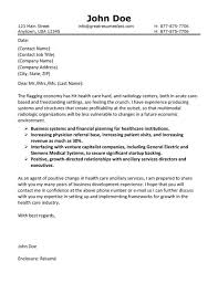 venture capital cover letter 5968