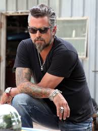 richard rawlings hairstyle this is richard rawlings owner of gas monkey abi roux