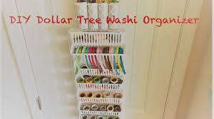Over The Door Cabinet Organizer by Diy Dollar Tree Over The Door Craft Organizer 150 Washi