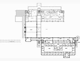 recreation center floor plan usf alumni center rowe architects
