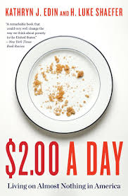 2 00 a day living on almost nothing in america kathryn j edin