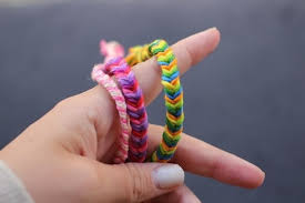 diy bracelet with thread images 15 quot summer camp style quot friendship bracelets you can make right now jpg
