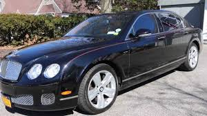 2009 bentley flying spur 2009 bentley continental flying spur for sale onyx u0026 saddle dual