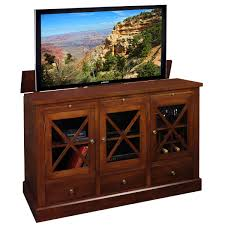 homestead tv lift cabinet
