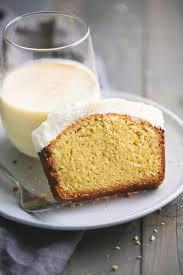 eggnog pound cake creme de la crumb