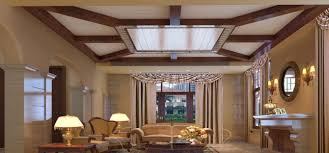 living room wooden ceiling designs