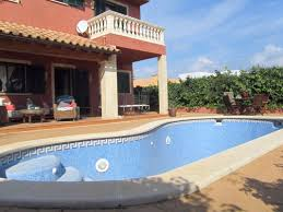 Chalet M El Schlafzimmer Chalet Villa El Toro Mallordomo Immobilien Mallorca