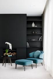 room with black walls 28 ideas for black wall interior styling