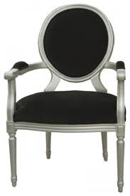 Silver Accent Chair Attractive Silver Accent Chair Swank Upholstered Chair