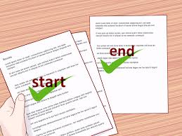 Summary Statement For Resume How To Write A Resume Summary Statement 13 Steps With Pictures