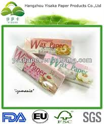 printable wax paper printed wax paper for sandwich wrapping buy printed wax paper
