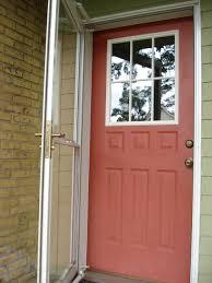 red front door repainting the front door the woo woo teacup journal
