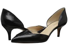 Most Comfortable Shoes For Wedding Kitten Heels Or Chunky Heels The Most Comfortable Pumps