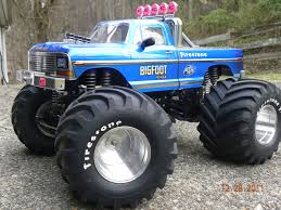 monster trucks bigfoot bigfoot retro u0027s archive radio control monster truck network