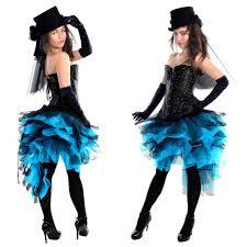 black blue burlesque mardi gras skirt tutu 6 8 10 12 14 16 dress