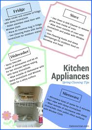 norwex spring cleaning tips kitchen clean natural living with