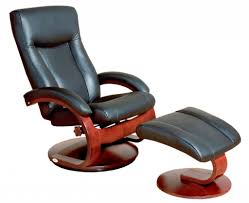 stylish recliner furniture inspiring stylish recliners with black leathe material