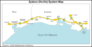houston louisiana map zydeco holding open season for crude replacement line in