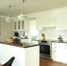 amazing of schoolhouse lights kitchen for house decor ideas with