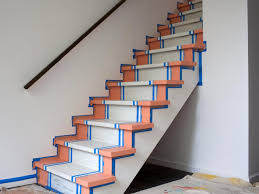 how to paint a staircase how tos diy