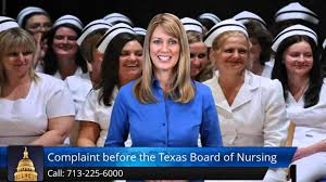 complaint before the texas board of nursing houston incredible 5