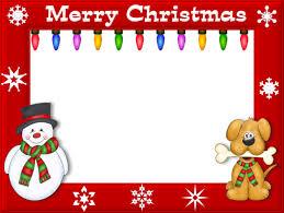 happy merry day photo frame photo frames