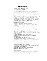 Concept Artist Resume Sample Artist Resume 8 Examples In Word Pdfart Resume An