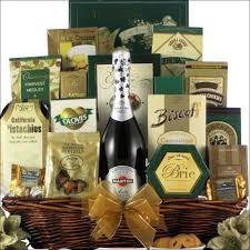 martini gift basket martini asti sparkling italian wine chagne gift basket
