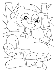 impressive panda coloring pages colorings desi 3839 unknown