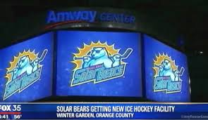 solar bears submit plans for new facility orlando sentinel