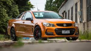 vauxhall vxr8 ute 2018 review holden ute ss v redline youtube